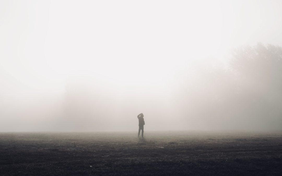 Kiedy walczysz z ostrym cieniem mgły…